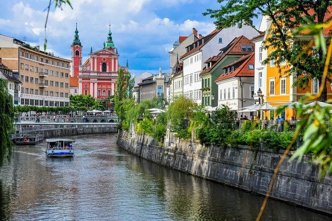 Cheap vacation packages to Ljubljana