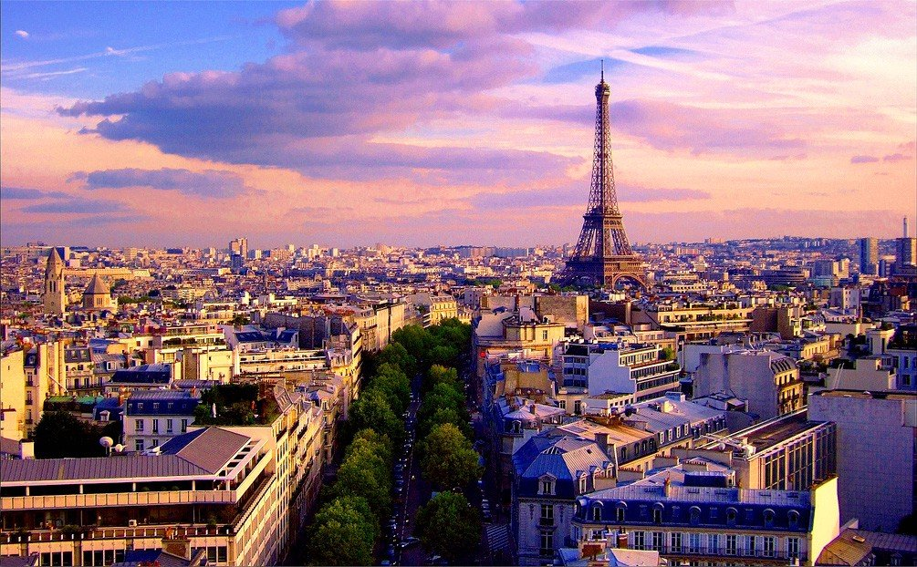 Sweet holidays in Paris – Artistically yours