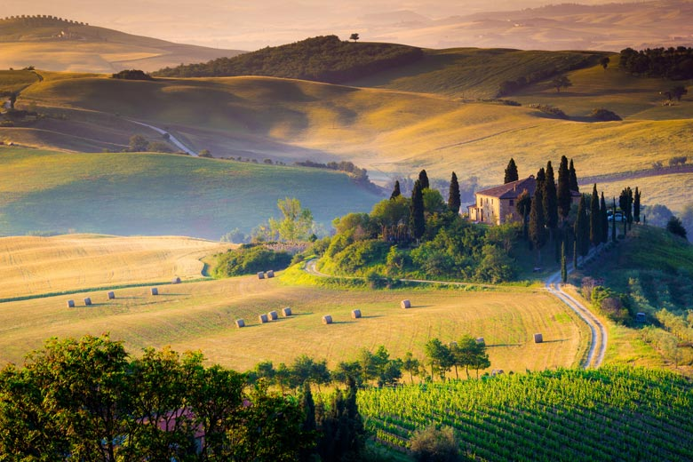 Vacation deals to Tuscany