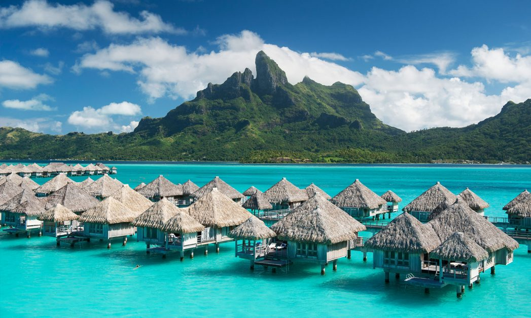 Best Beaches in the south pacific- tahiti