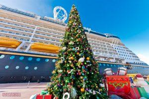 Christmas Holidays on Cruise