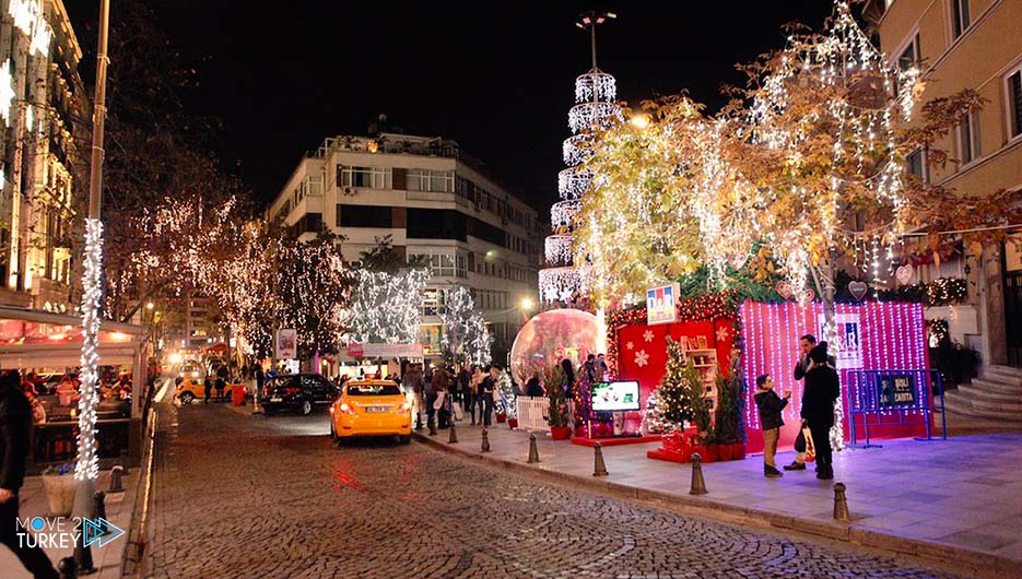 Christmas and New Year Holidays in Turkey