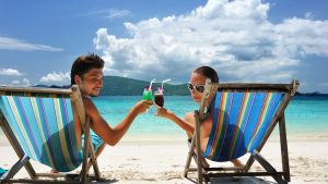 Couple vacations Caribbeans