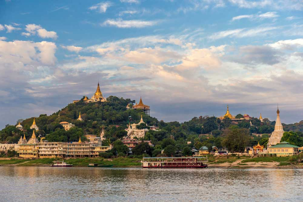 Cruise Holidays - Irrawaddy River, Burma