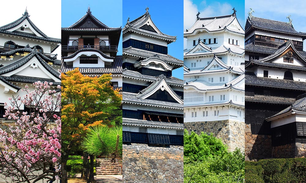 The Castles And Temples Of Kyoto