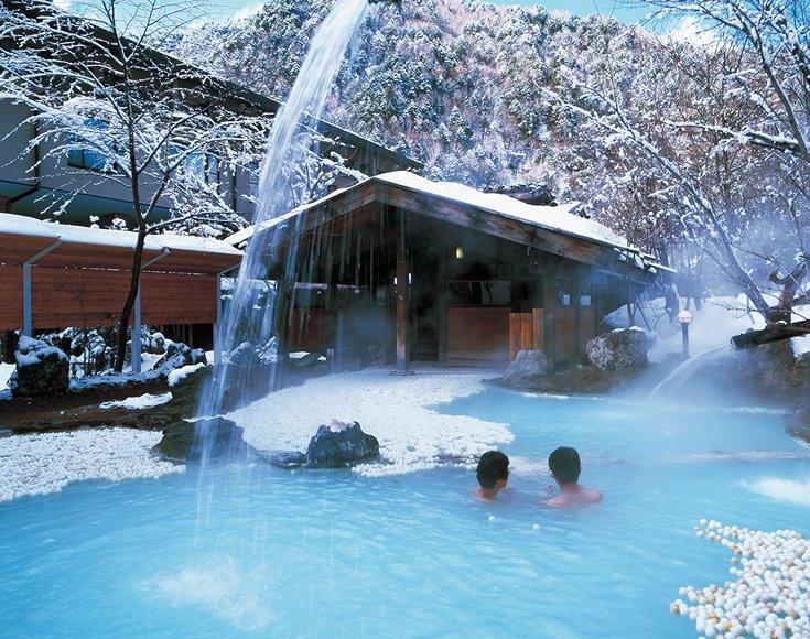 Holidays In japan - Best Onsen