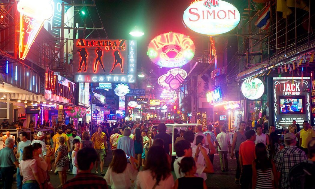 Holidays in Bangkok - Night Markets