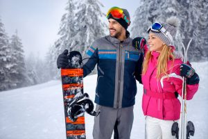 Ski Vacation for Couples