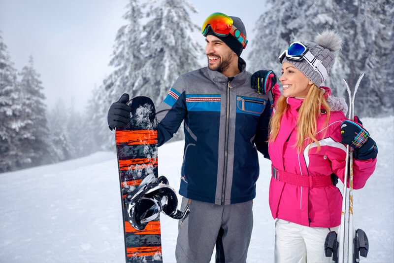 Special Ski Holidays For Couples