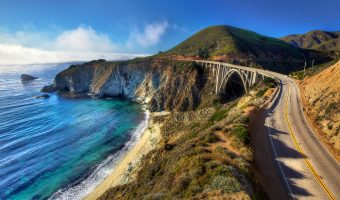 Touring The Best Of The American Pacific Coast