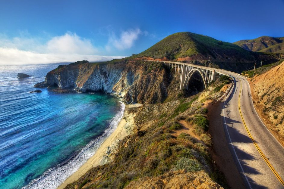 USA Vacations - Pacific coast Tour