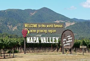 Visit California - Napa Valley Wine festival