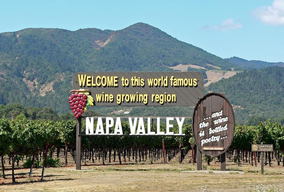 Visit California - Napa Valley Wine festival