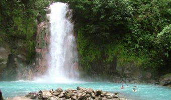 Three swimmable waterfall destinations around the world